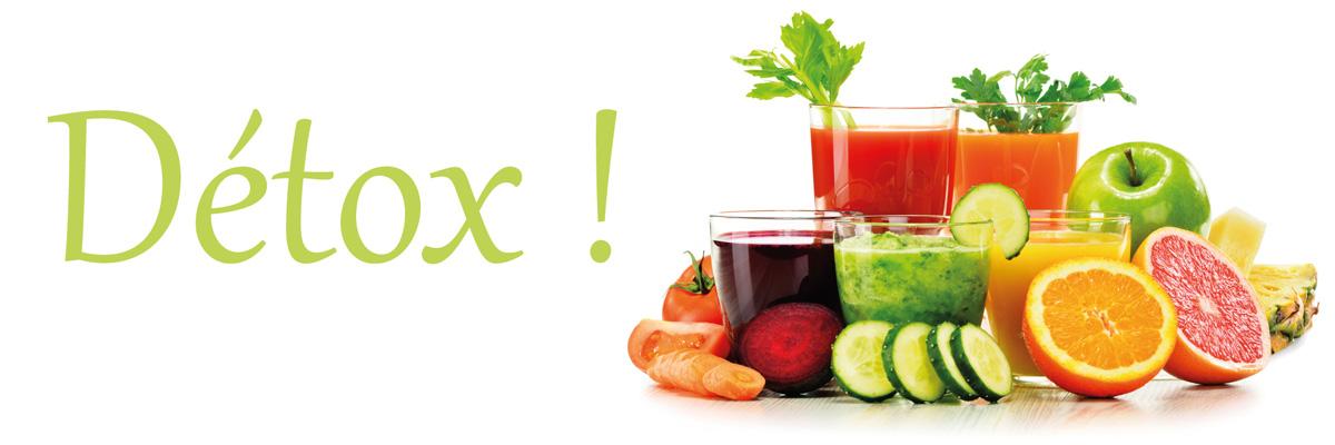 Suivez-nous pour un programme Detox adapté afin de rééquilibrer le corps après les excès des fêtes.