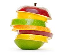 Les acides de fruits
