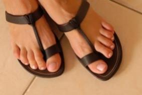 Des conseils pour prendre soin de ses pieds...