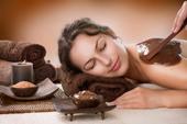 Un soin au chocolat en institut de beauté