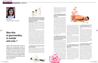 Interview Clairjoie Flavie - Cabines - Novembre 2013