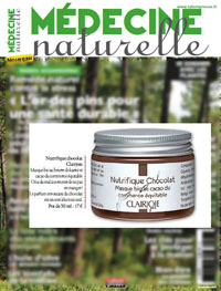 Le masque Nutrifique® chocolat de Clairjoie est dans Médecine Naturelle